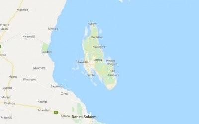 Mapa Zanzibaru Kde Lezi Zanzibar Deluxea