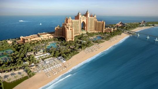 DELUXEA - Atlantis The Palm *****