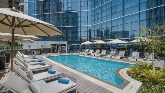 DELUXEA - TRYP by Wyndham Dubai ****