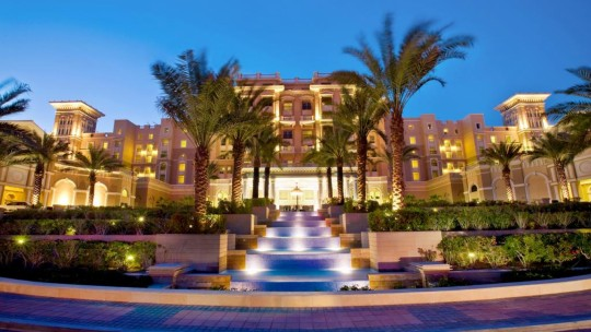 DELUXEA - The Westin Dubai Mina Seyahi Beach Resort & Marina *****