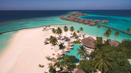 DELUXEA - Constance Halaveli Resort and Spa Maldives *****
