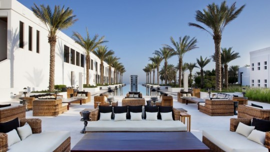 DELUXEA - The Chedi Hotel Muscat *****