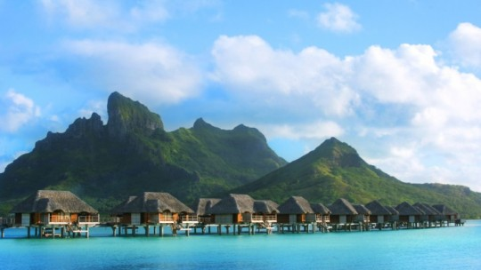 Four Seasons Resort Bora Bora *****