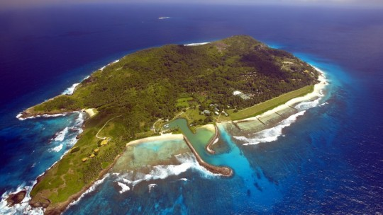 DELUXEA - Fregate Island Private *****