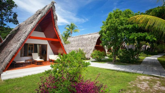 DELUXEA - La Digue Island Lodge ****