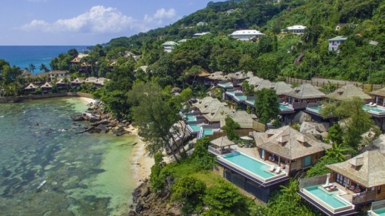 DELUXEA - Hilton Seychelles Northolme Resort & Spa *****