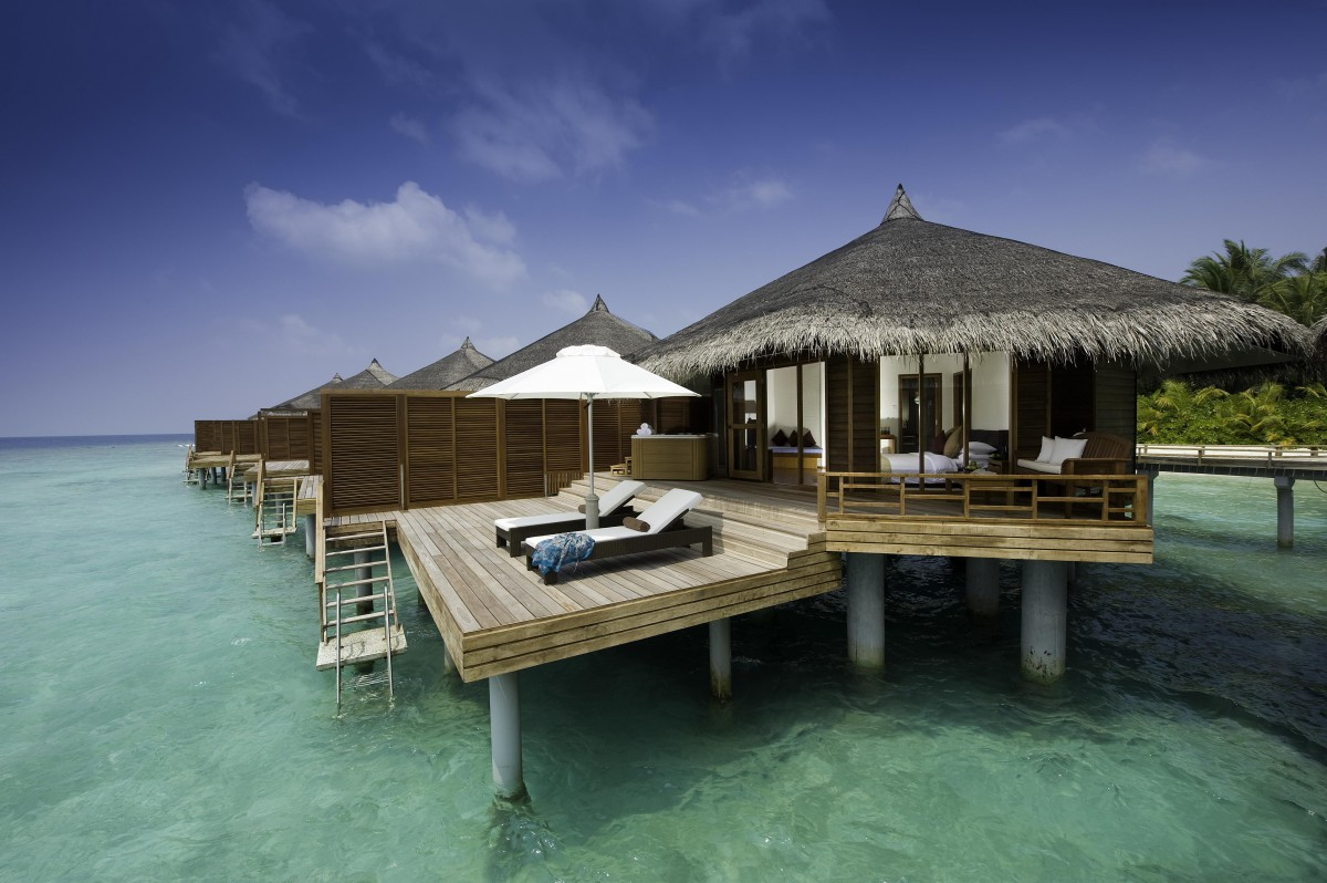 Water Villas with Jacuzzi