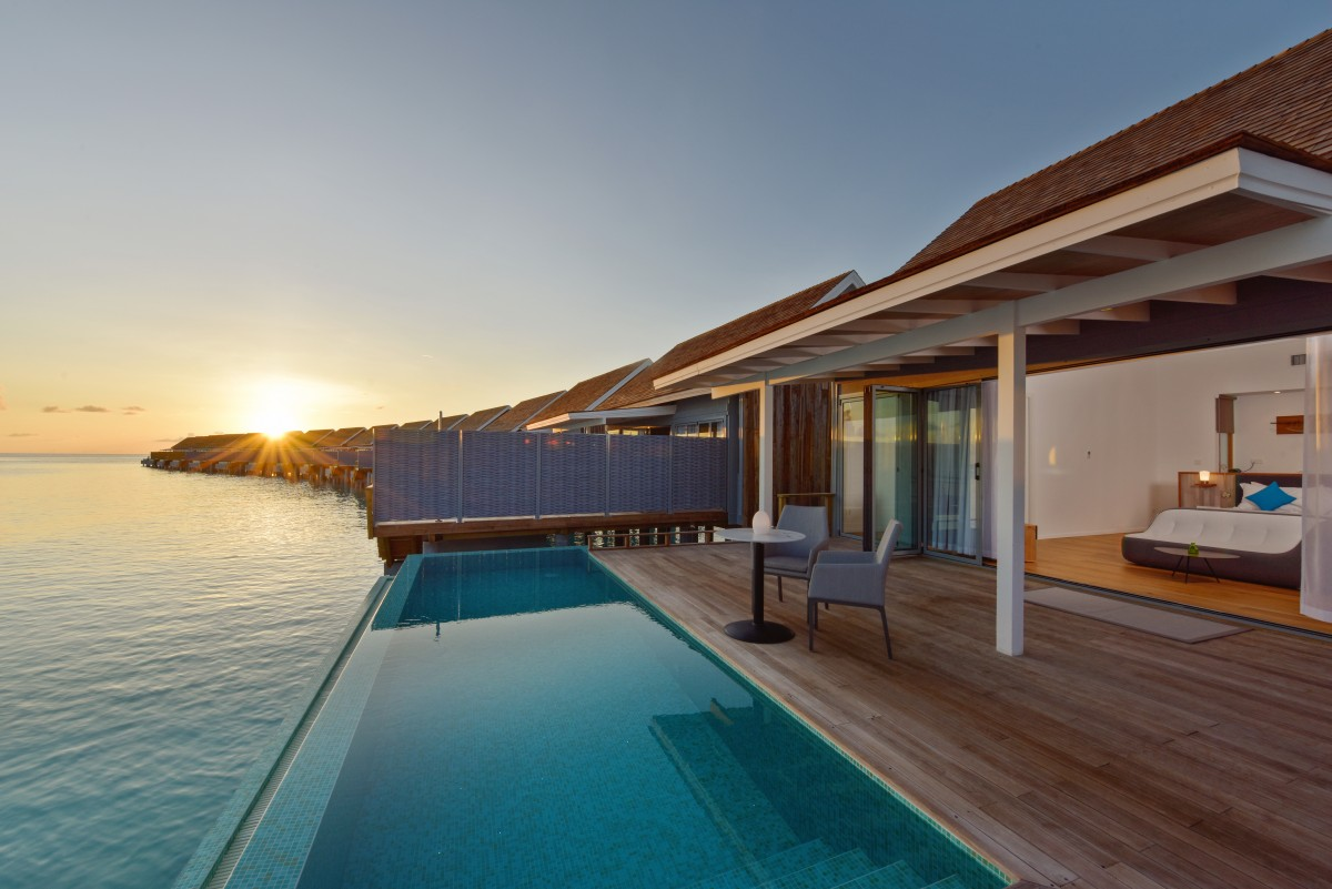 Thundi Water Villas with Pool