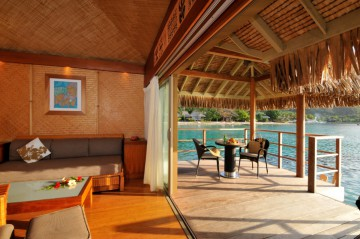 Standard Overwater Junior Suite Bungalow